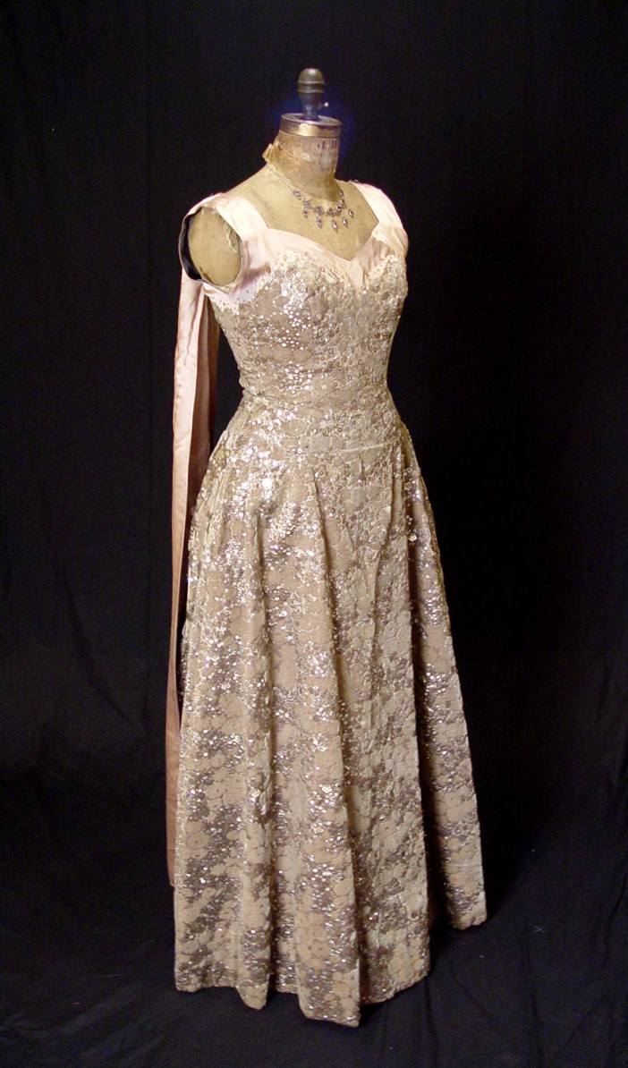 Winter Ball Gown