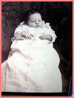 Christening Gown photo