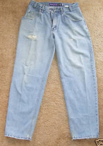Mens Levi's Silver Tab Baggy Jeans Size 32 x 32 | Sentimental Value